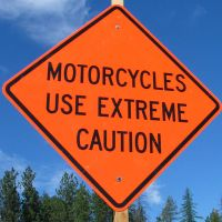 Motorcyclists should be be extremely cautious about what they hear about motorcycle safety. Some of it may be dangerously wrong.