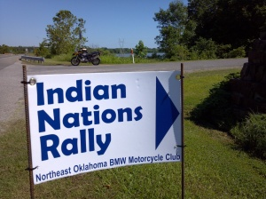 Indian Nations Rally